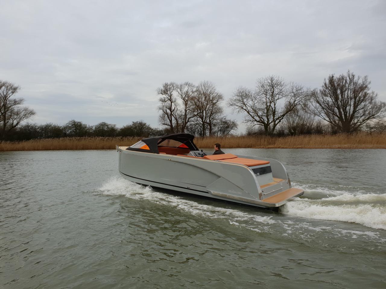 Maxima 840 tender 45