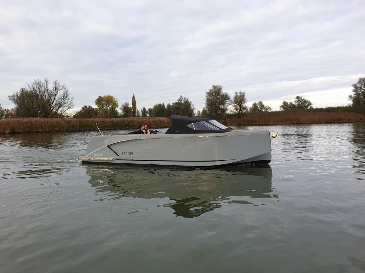 Maxima 840 tender 8