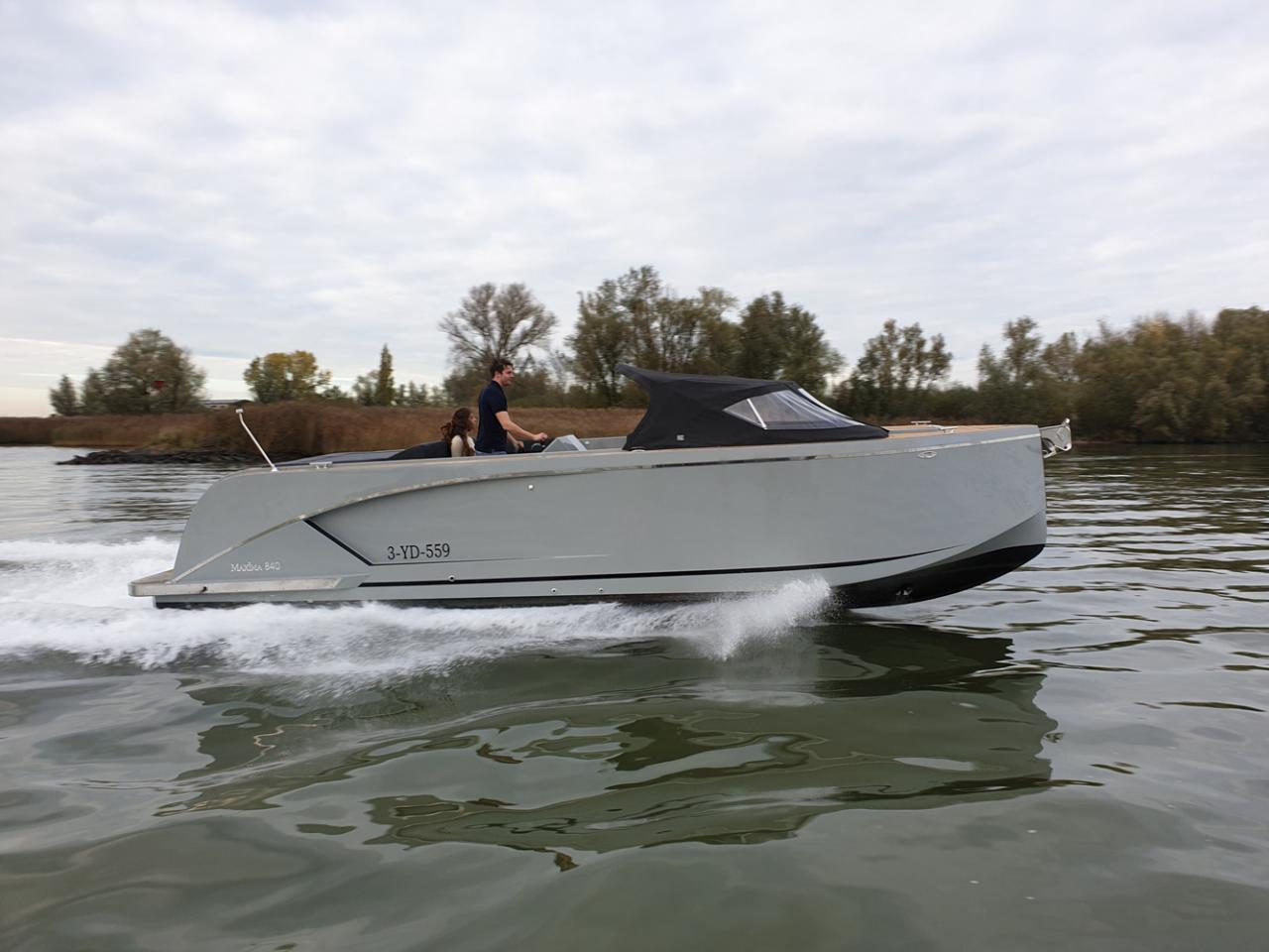Maxima 840 tender 4