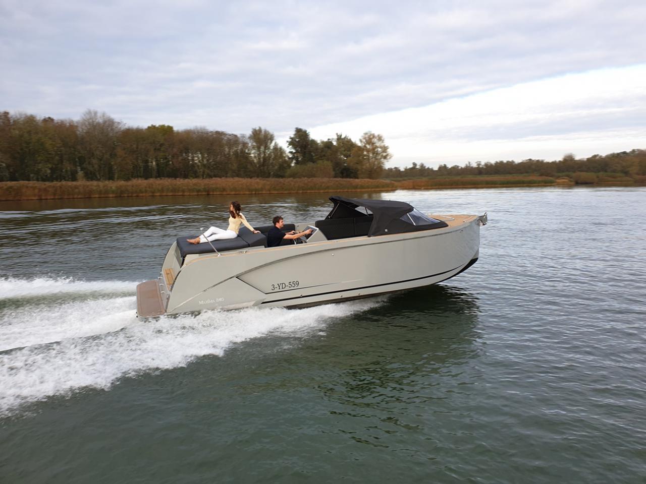 Maxima 840 tender 2