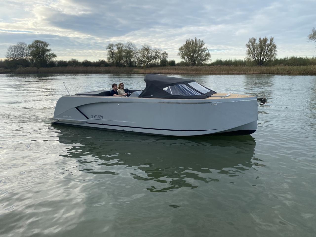 Maxima 840 tender 9