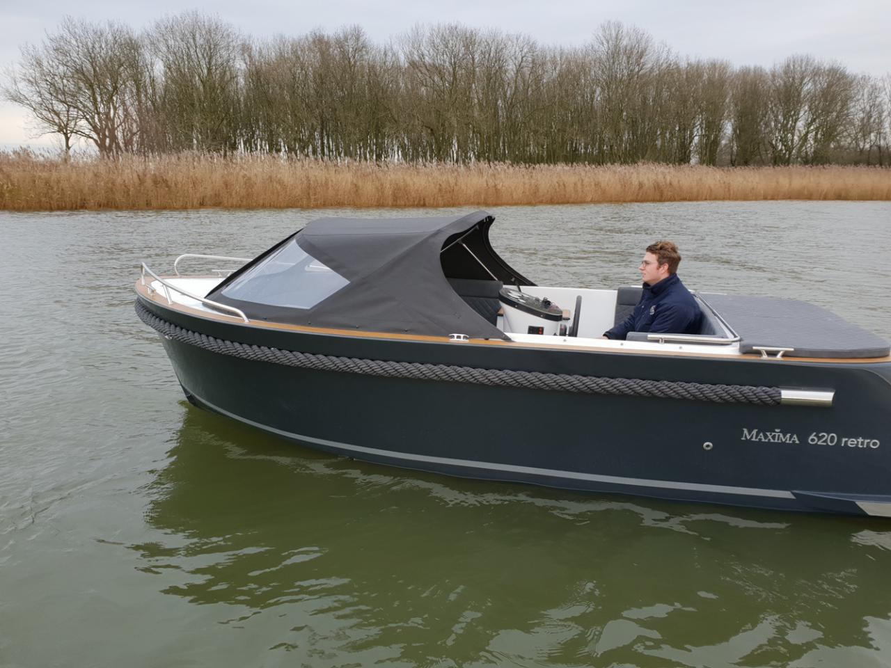 Maxima 620 Retro MC 28
