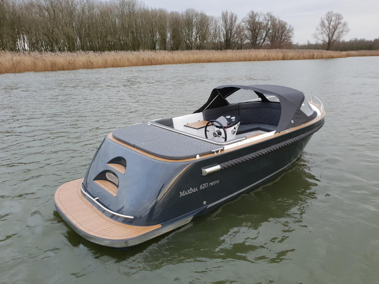 Maxima 620 Retro MC 18
